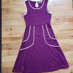ModCloth Outline of Work dress